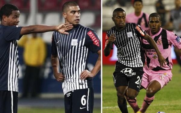Junior Viza, Alianza Lima, Descentralizado 2012, Copa Movistar 2012
