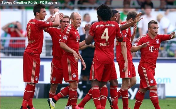 Bayern Múnich, Bundesliga, Fútbol alemán,  Greuther Fuerth