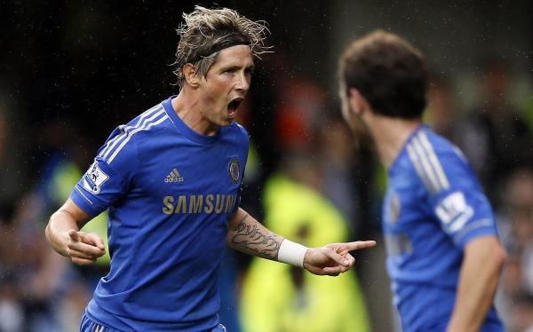 Newcastle, Fernando Torres, Fútbol inglés, Liga Premier, Chelsea FC, Premier League