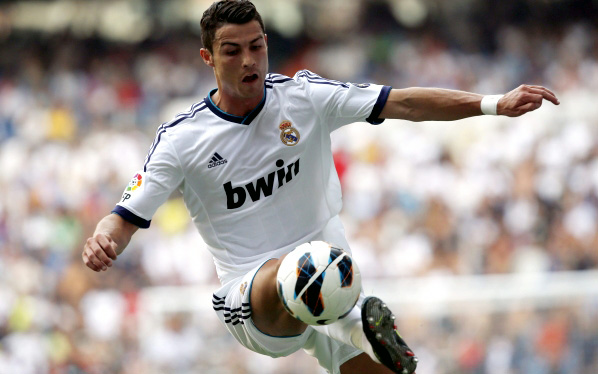 Cristiano Ronaldo, Liga española, Fútbol español, Real Madrid