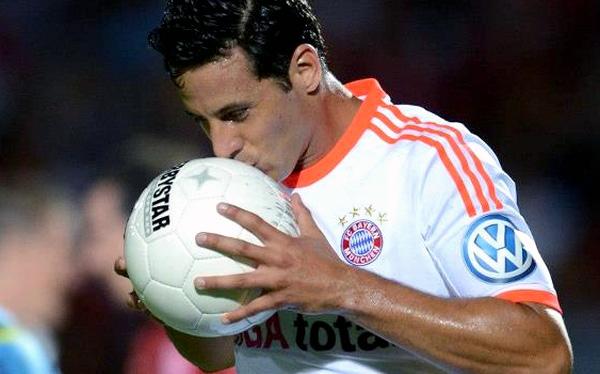 Claudio Pizarro, Bayern Múnich, Bundesliga, Fútbol alemán