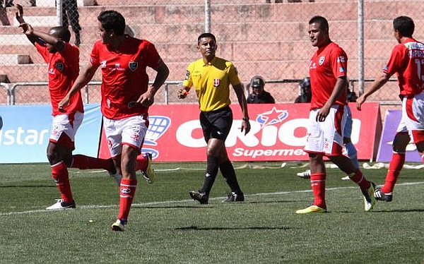 Cienciano, Liguilla A, Sport Huancayo, Descentralizado 2012, Copa Movistar 2012