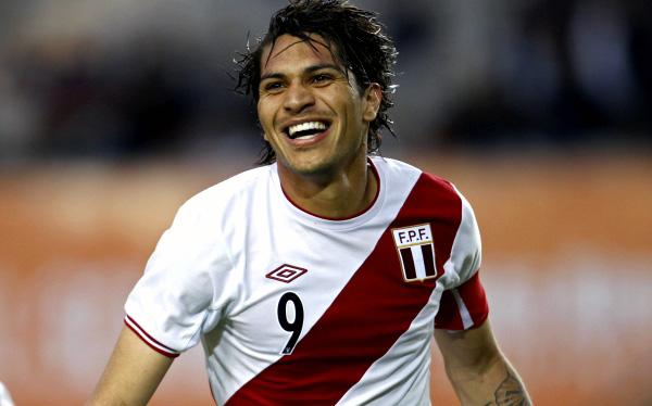 Paolo Guerrero, Brasileirao, Selección peruana, Corinthians, Fútbol brasileño