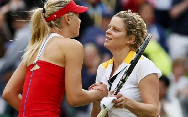 Tenis, WTA, Maria Sharapova, Grand Slam, Abierto de Estados Unidos, Kim Clijsters, US Open