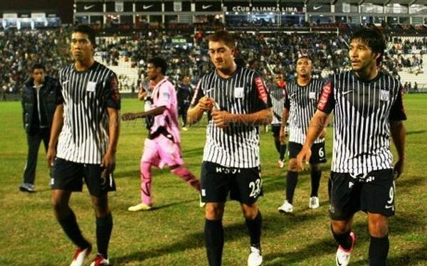 Miguel Mostto, Alianza Lima, Sporting Cristal, Descentralizado 2012, Copa Movistar 2012
