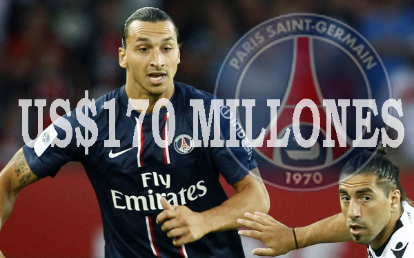 Bayern Múnich, PSG, Zlatan Ibrahimovic, UEFA, París Saint Germain