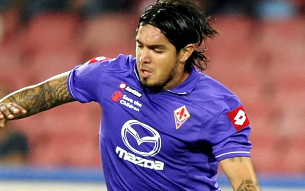 Juan Manuel Vargas, Génova, Serie A, Fútbol italiano, Fiorentina, Calcio italiano,  Stefano Capozucca