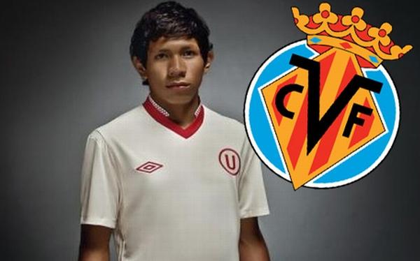 Liga española, Fútbol español, Villarreal CF, Groningen, Edison Flores, Rocío Chávez Pimentel