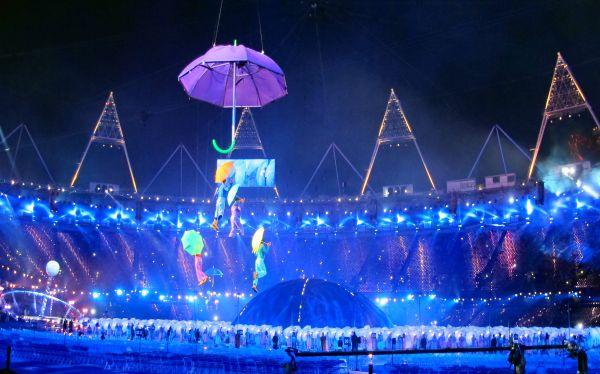 Reino Unido, Juegos Paralímpicos Londres 2012,  Comité Paralímpico Internacional