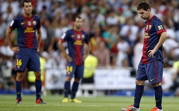 FC Barcelona, José Mourinho, Fútbol Internacional, Supercopa de España, Clásico del fútbol español, Tito Vilanova, Real Madrid
