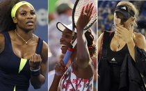 Tenis, ATP, Venus Williams, Serena Williams, Caroline Wozniacki, Abierto de Estados Unidos, US Open