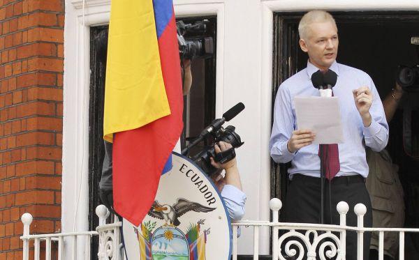 Julian Assange,  Caso Assange