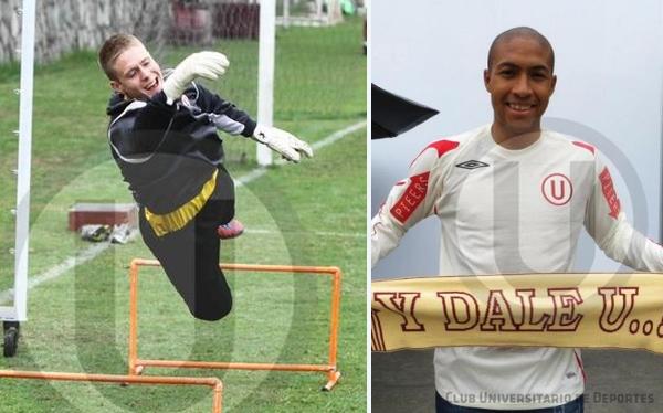 Jahirsino Baylón, Universitario de Deportes, Mark Cook, Descentralizado 2012, Copa Movistar 2012