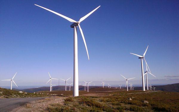 España, China, Energía renovable, Energía eólica, Estados Unidos