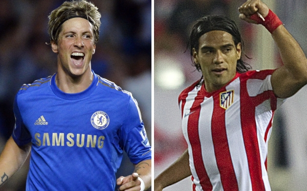 Atlético de Madrid, Fernando Torres, Chelsea FC, Radamel Falcao, Supercopa de Europa