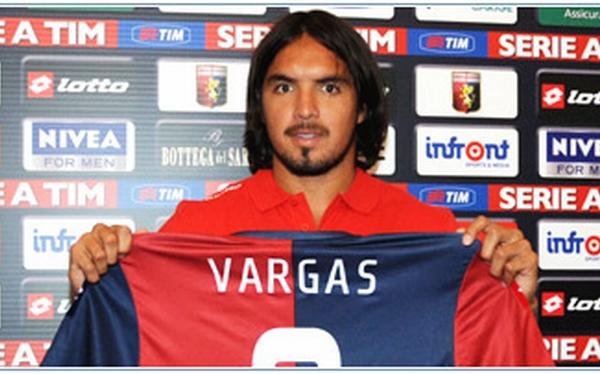 Juan Manuel Vargas, Génova, Serie A, Fútbol italiano, Calcio italiano