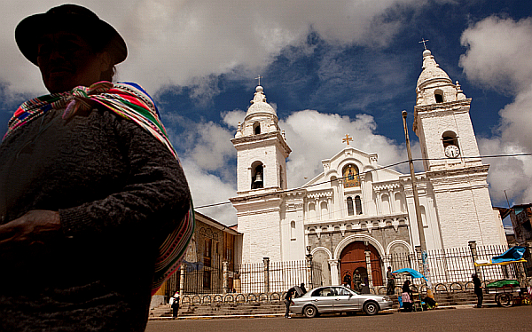 Ministerio del Interior, Jauja, Junín, Carretera Central, Protestas en Jauja