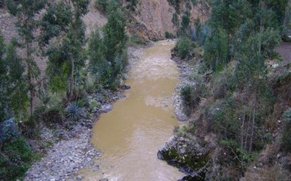 Cerro de Pasco, Minería, Pasco, Contaminación ambiental, Derrame de minerales,  Atacocha