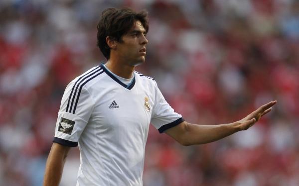 Kaká, Liga española, Fútbol español, Supercopa de España, Real Madrid