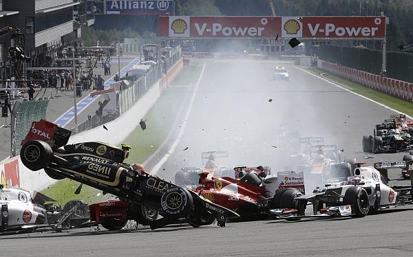 Fórmula Uno, Ferrari, Lewis Hamilton, Fernando Alonso, F1, Romain Grosjean, Gran Premio de Bélgica, Sergio Pérez