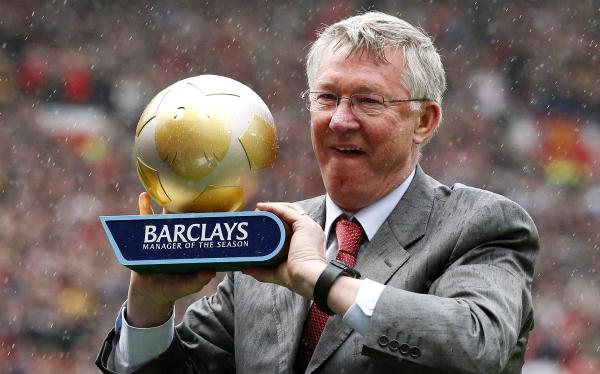 Fútbol inglés, Liga Premier, Premier League, Sir Alex Ferguson, Manchester United