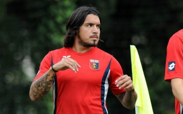 Juan Manuel Vargas, Génova, Serie A, Fútbol italiano, Catania, Calcio italiano