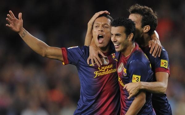 FC Barcelona, Liga española, Fútbol español, Valencia FC