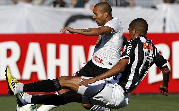Paolo Guerrero, Brasileirao, Luis Ramírez, Atlético Mineiro, Corinthians, Fútbol brasileño