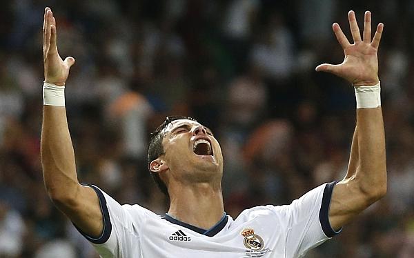 Cristiano Ronaldo, Liga española, Fútbol español, España, Real Madrid