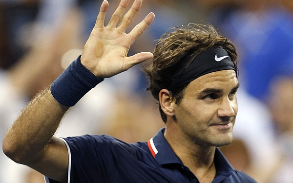 US Open: Roger Federer avanz a cuartos de final sin jugar