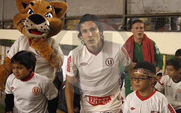 Nolberto Solano, Inti Gas, Universitario de Deportes, Liguilla A, Descentralizado 2012, Copa Movistar 2012