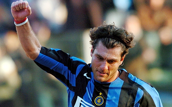 Serie A, Inter de Milán, Fútbol italiano, Christian Vieri, Calcio italiano,  Telecom Italia