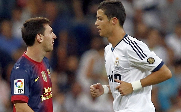 FC Barcelona, Cristiano Ronaldo, Lionel Messi, Selección argentina, Eliminatorias Brasil 2014