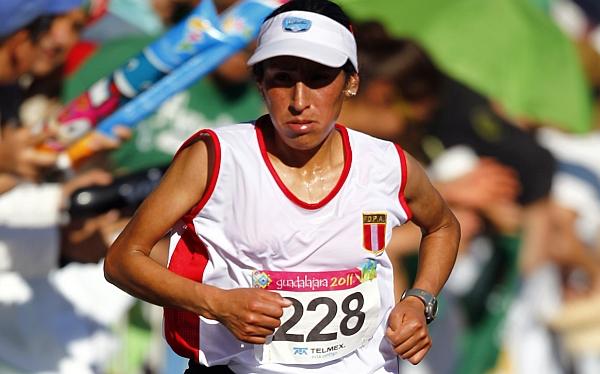 Atletismo, IPD, Comité Olímpico Peruano, Gladys Tejeda, Pedro Kim