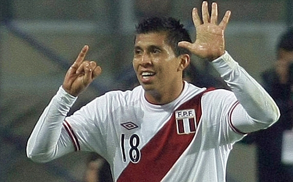 Rinaldo Cruzado, Eliminatorias Brasil 2014, Selección venezolana, Selección peruana
