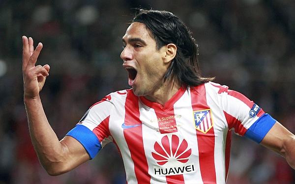 Atlético de Madrid, Fútbol español, Fútbol inglés, Chelsea FC, Premier League, Radamel Falcao García, Real Madrid
