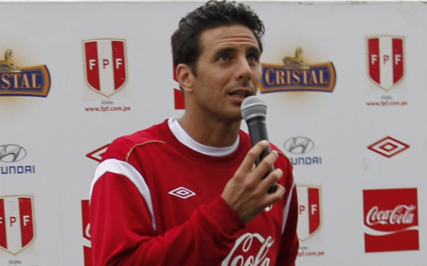 Claudio Pizarro, Selección peruana
