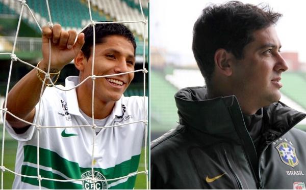 Brasileirao, Raúl Ruidíaz, Coritiba, Brasil, Fútbol brasileño