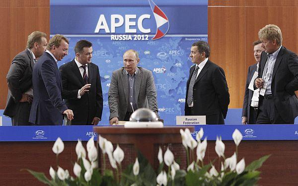 APEC, Rusia, Vladimir Putin