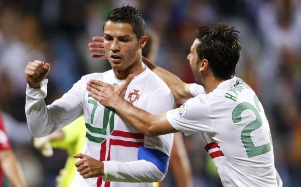 Cristiano Ronaldo, Selección portuguesa, Selección de Luxemburgo, Eliminatorias Brasil 2014
