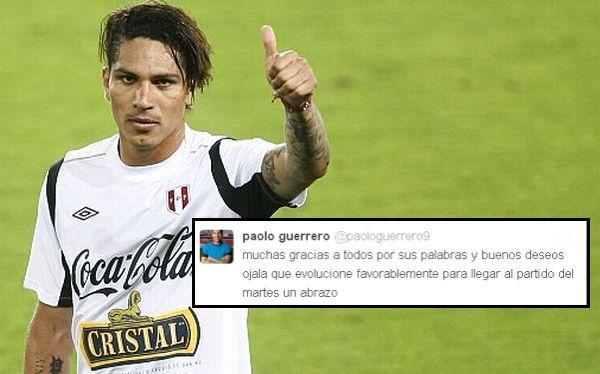 Paolo Guerrero, , Seelección peruana, Selección argentina