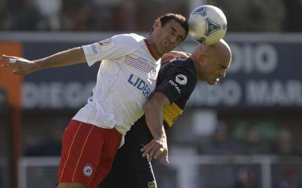 José Carlos Fernández, Fútbol argentino, Argentinos Juniors, Boca Juniors, Pablo Ledesma,  Alejandro Capurro