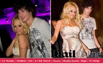 Pamela Anderson, Julian Perretta