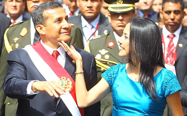 Ollanta Humala, Ejecutivo, Palacio de Gobierno, Nadine Heredia, Gana Perú