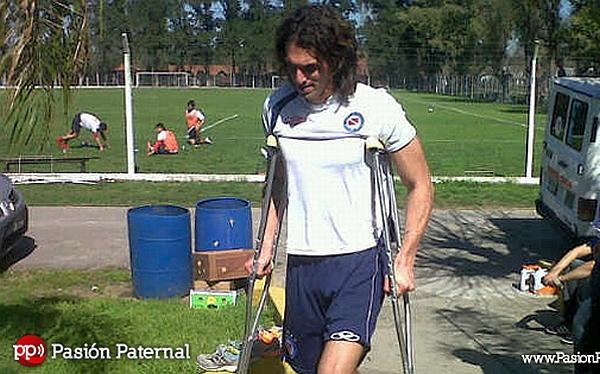 José Carlos Fernández, Fútbol argentino, Argentinos Juniors