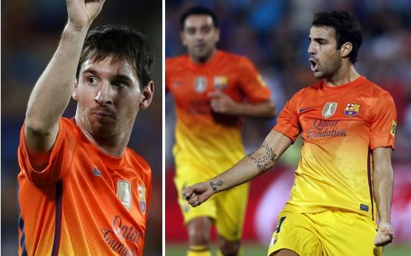 FC Barcelona, Lionel Messi, Liga española, Getafe, Fútbol español