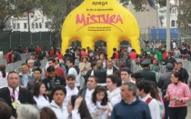 Programacin, Actividades, Mistura 2012, Novalima, Bareto,  Kaliente,  Final Interescuelas