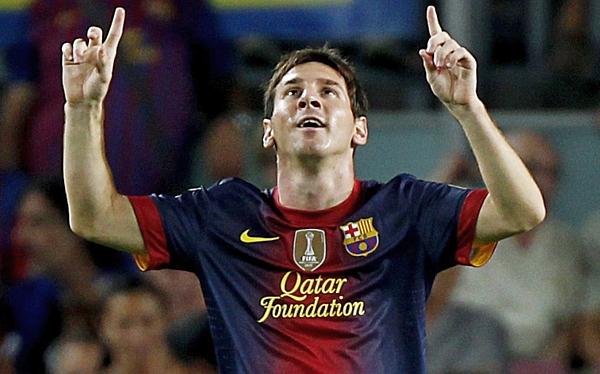 FC Barcelona, Lionel Messi, Liga española, Fútbol español
