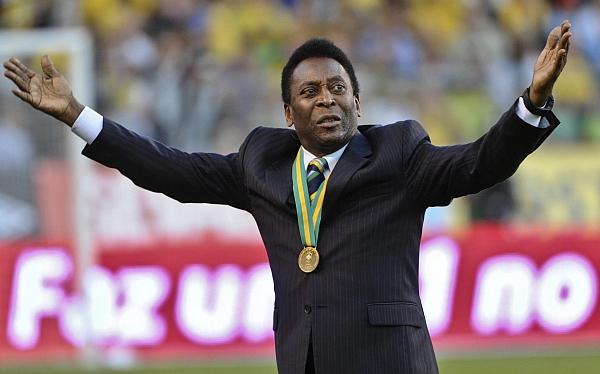 Pelé, Selección brasileña