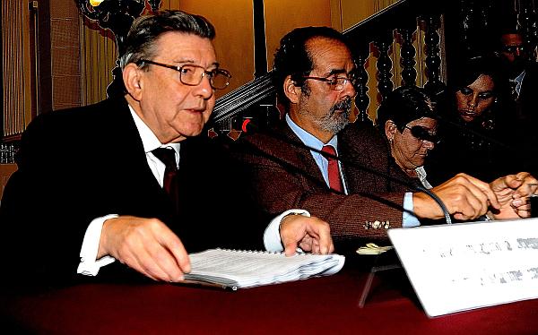 Cancillería, Ministerio de Relaciones Exteriores, Congreso de la República